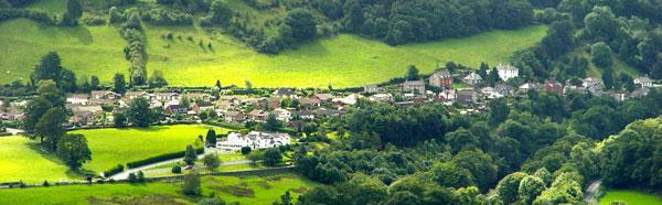 Llangollen Wales
