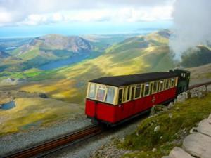 Mount Snowdon Wales
