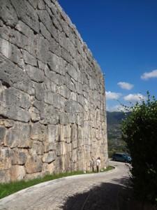 Alatri walls