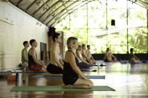 Yoga at Kalani