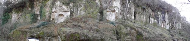 Sovaro tombs